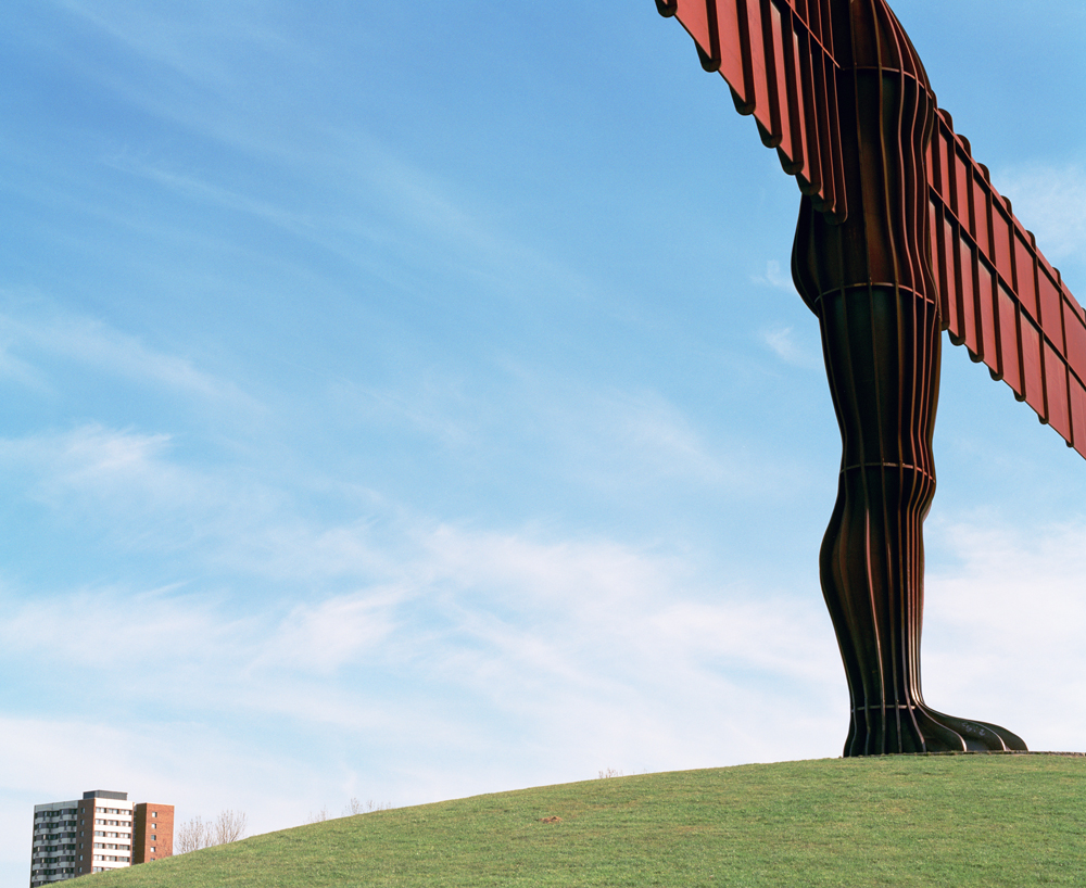 #8 Angel of the North, Gateshead i, Landmark (2007-8)