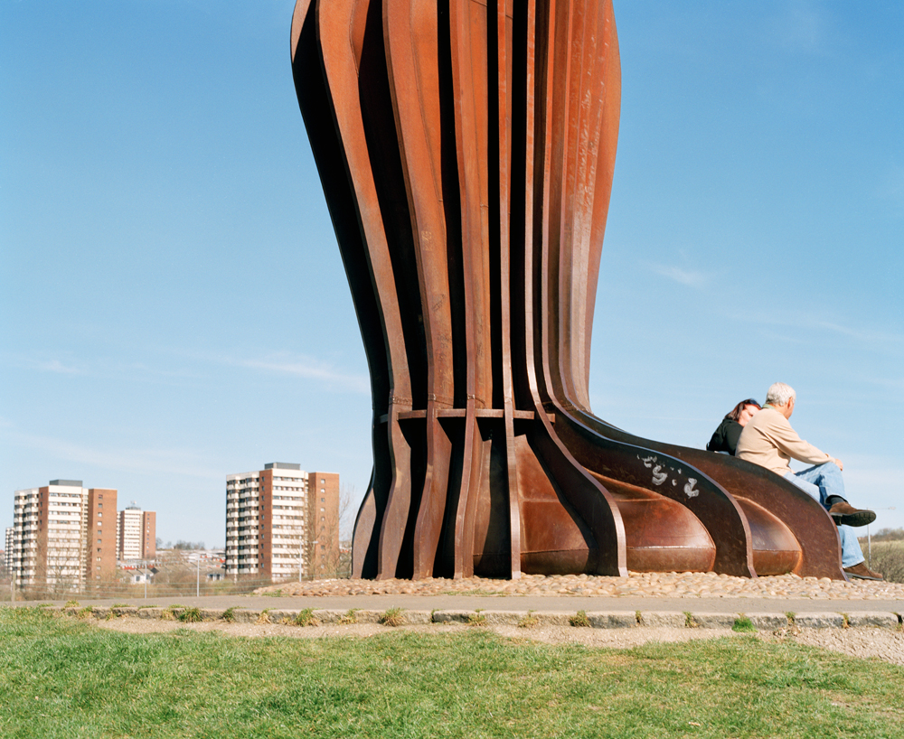 #8 Angel of the North, Gateshead ii, Landmark (2007-8)