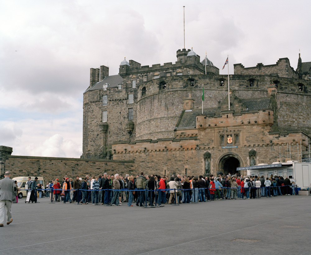 #1 Edinburgh Castle, Edinburgh i, Landmark (2007-8)