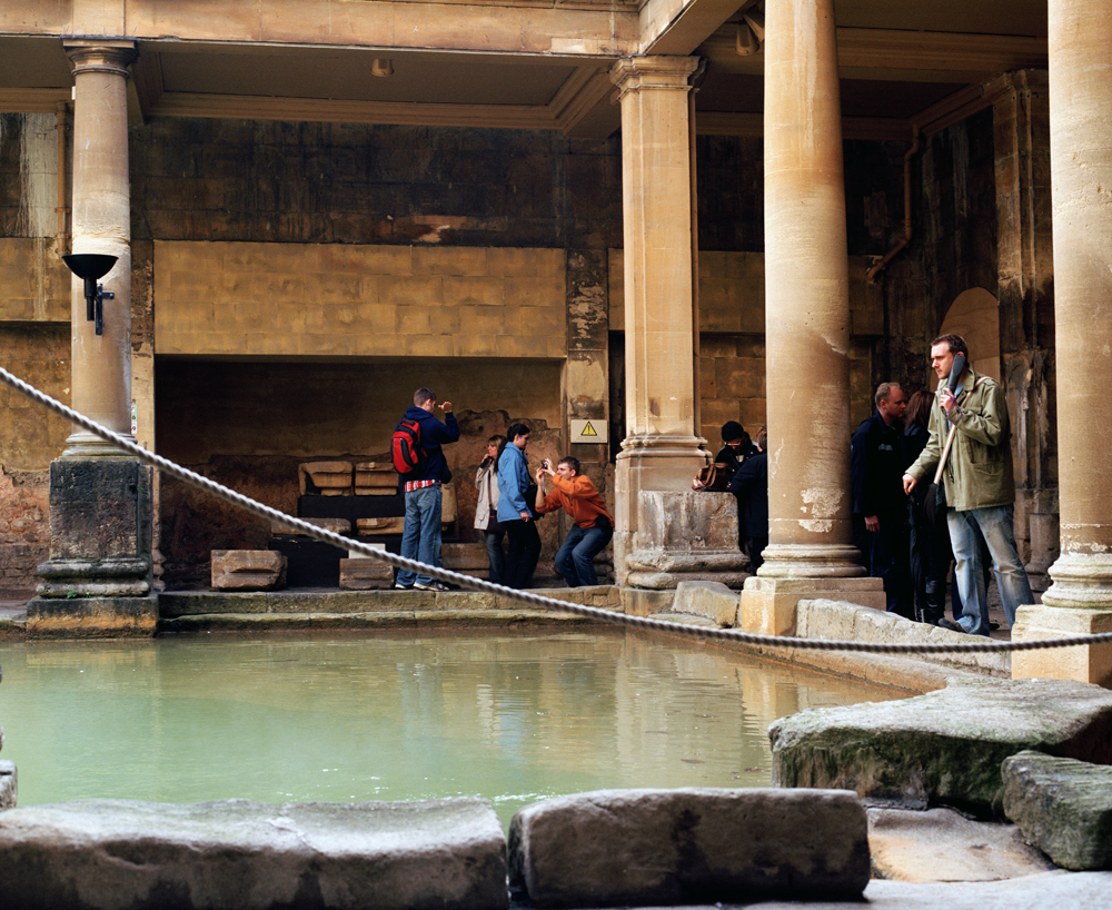 #9 Roman Baths, Bath i, Landmark (2007-8)