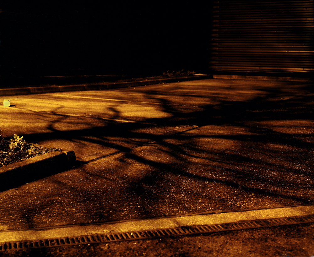 4 Industrial Shadows - from Glimmer (Steppenwolf) - 2008