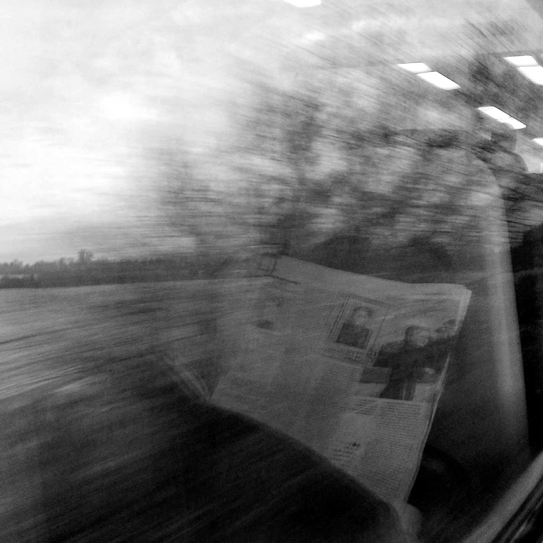 Commute 14 - Morning papers