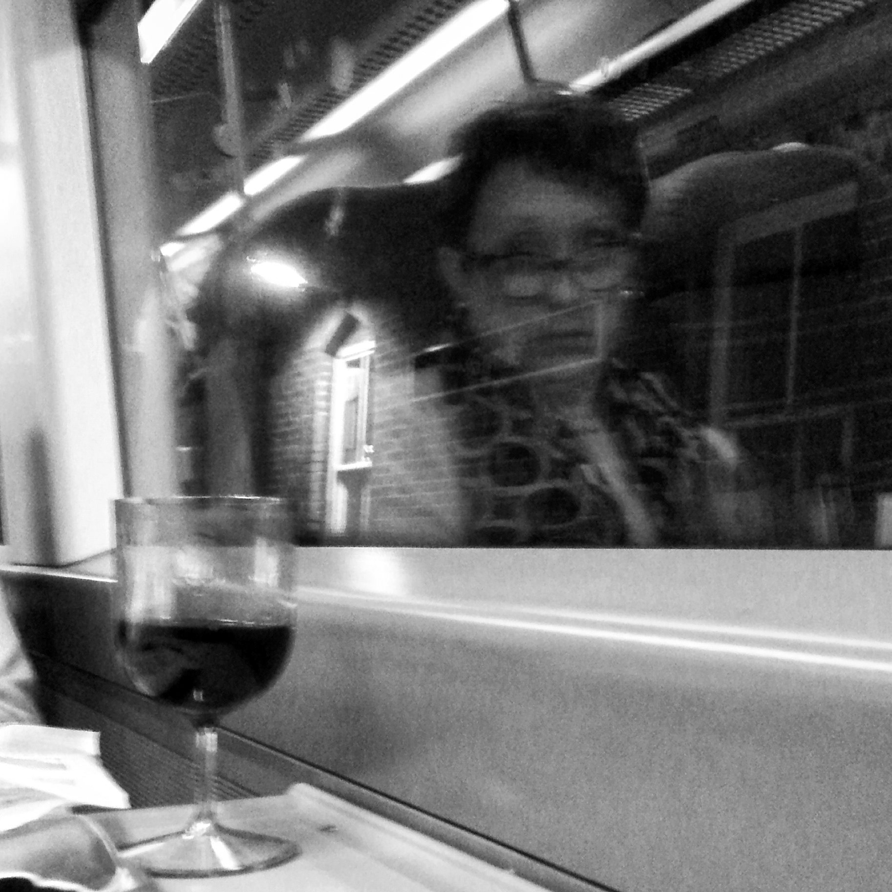 Commute 19 - Post work red wine