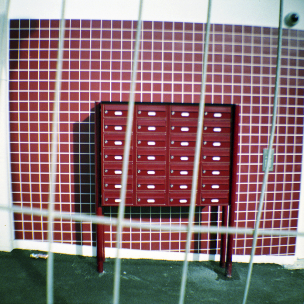 The Post Boxes (Lomofiles) 2012.