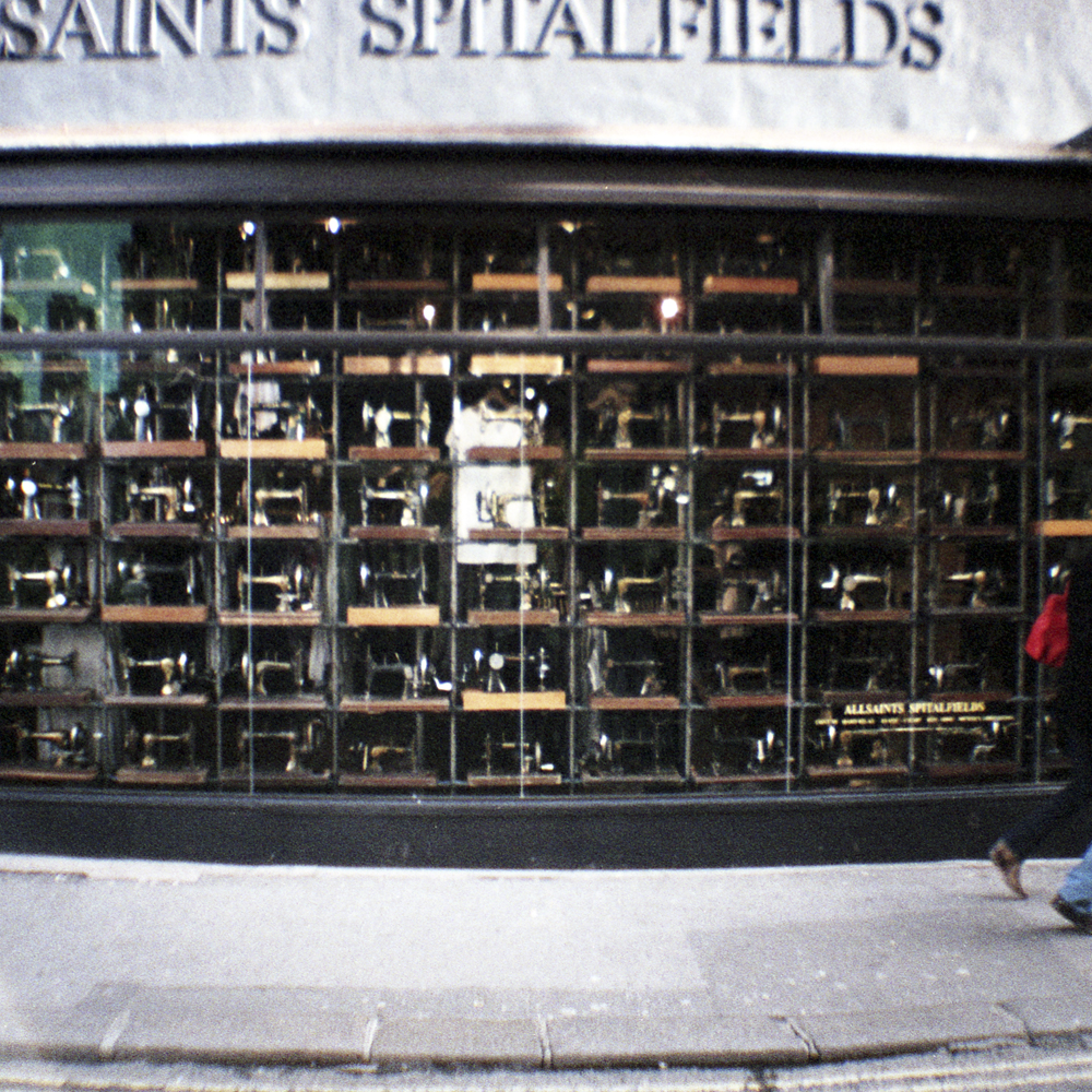 The Spitting Saints (Lomofiles) 2012.
