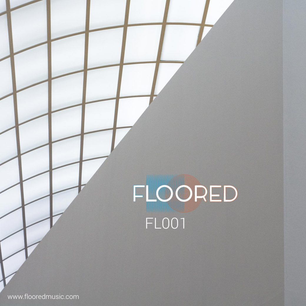 Artwork brief for Floored Music's debut EP