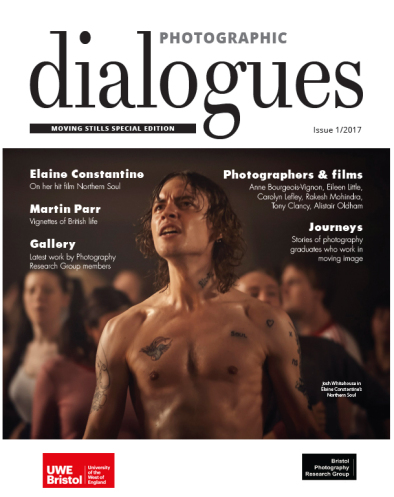 Photographic Dialogues Journal - Issue One - Front Cover